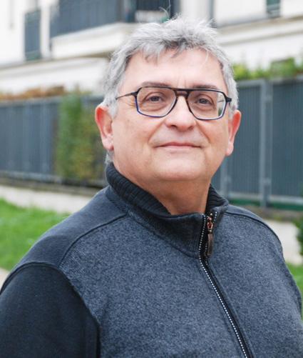Alain MARTEL – 61 ans