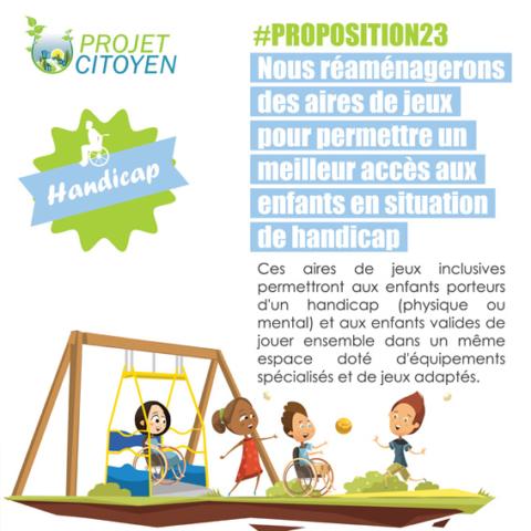 PROPOSITION23 Projet Citoyen