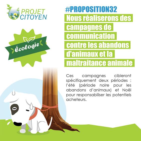 PROPOSITION32 Projet Citoyen