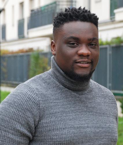 Christopher MAKANGA – 28 ans