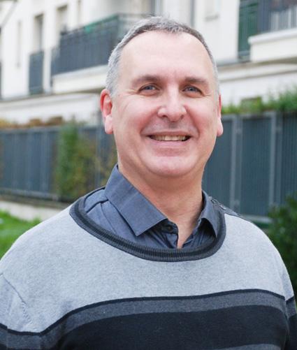 Marc LAURENÇON – 54 ans